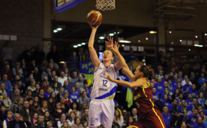 Euroleague - Mithra Castors Braine battu de 20 points par Orenburg