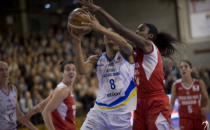 Euroleague - Mithra Castors Braine battu de 9 points par Wisla Cracovie