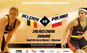 Euro-2017/Qualifications - Belgique/Pologne à guichets fermés ?