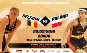 TV Livestream - Belgium vs Poland (Euro-2017/Qualifications)