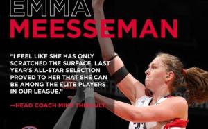 WNBA - Emma Meesseman prolonge pour 4 ans avec Washington Mystics
