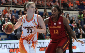 Euroleague - Emma Meesseman mène 1 à 0 face à Ann Wauters