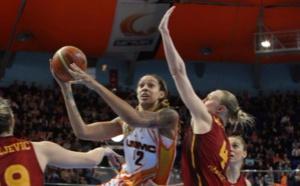 Une belle entre Ann Wauters (Galatasaray) et Emma Meesseman (Ekaterinburg)