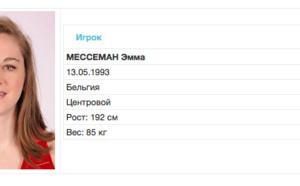 Russie - Un double-double (21 pts, 12 rbds) pour Emma Meesseman