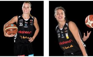 Suède - Julie Vanloo et Sofie Hendrickx renouent avec la victoire