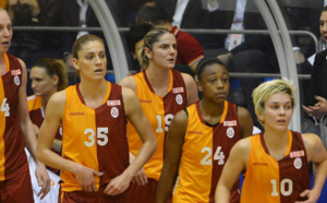 Turquie - Victoire d'Ann Wauters et Galatasaray