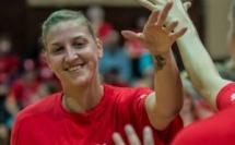 Laurence Van Malderen s'est arrêtée, une grande dame du basket belge