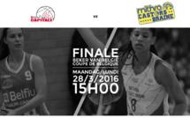 LIVE TV - Coupe de Belgique, la finale !