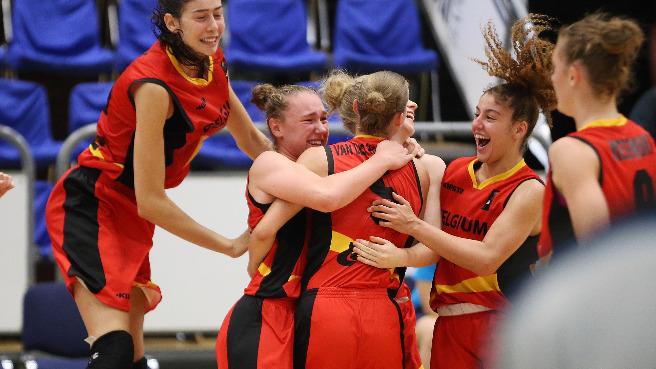 Euro U18 2015 - Belgium (photo: FIBA.com)